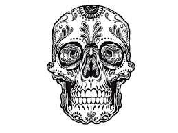 free simple skull tattoos designs free clip free