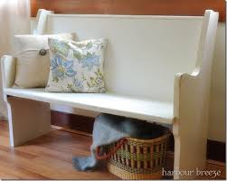 Church Pew Home Decor 9 Best Pew Images On Pinterest Church Pews Benches And For The Home