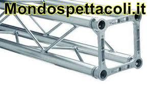 tralicci americana usati litec qx 25 200 struttura americana quadrata in alluminio su