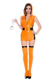 Prisoner Halloween Costumes Wanted Prisoner Woman Costume 51 99 Costume Land