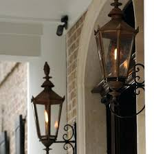 outdoor natural gas light mantles awesome outdoor gas l or electric wall mounted gas l 49