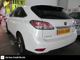 toyota lexus cars for sale buy used toyota lexus rx450h cvt f sport car in singapore 229 800