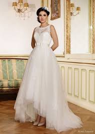 high low wedding dress the 2015 wedding trend 31 fabulous high low wedding