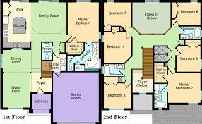 executive villa floor plan jane and alan lafrance