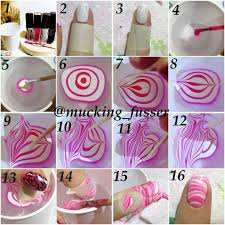 Diy Easy Halloween Drag Marble Nails Design Cute Dry Nail Art by 15 Best Tutorials Images On Pinterest Water Marble Nails Nail