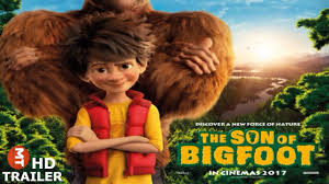 the son of bigfoot official trailer teaser 2017 animation movie