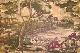 ralph lauren fabrics leighton hunt toile olive