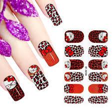 popular hello kitty nail sticker buy cheap hello kitty nail