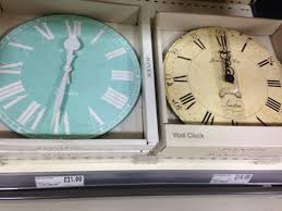 kitchen clocks homebase real house list pinterest kitchen