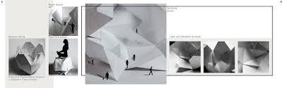 Undergraduate Interior Design Programs Fall 2016 Process Book On Behance