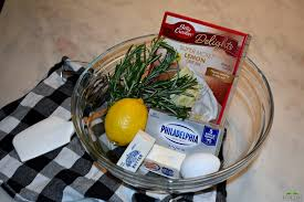 easy and rustic lemon rosemary cake mix cookies olive jude