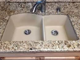 Granite Composite Kitchen Sinks Victoriaentrelassombrascom - Kitchen sinks granite composite