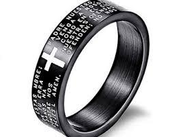 black gold engagement ring black gold ring etsy