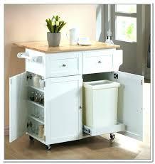 portable kitchen island with storage kitchen island with storage wood and marble island stands out