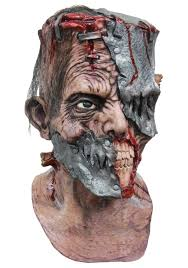 Scary Halloween Monsters by Metal U0027stein Monster Mask