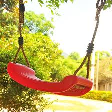 kids indoor outdoor swing seat length adjustable children swing set