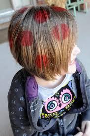 polka dot hair stencil2 snip its
