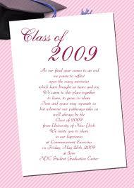 unique graduation invitations template best template collection