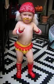Tow Mater Halloween Costume Hulk Hogan Toddler Halloween Costume Strutyourstroller