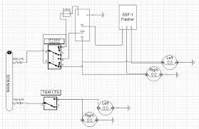 wig wag wiring diagram efcaviation com