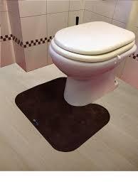 tappeto in microfibra tappeto microfibra wc bidet turboline