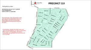 Map Of North Port Florida by Sarasota County Fl Supervisor Of Elections