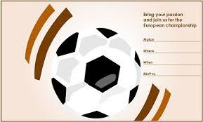 free powerpoint invitation templates free soccer invitation