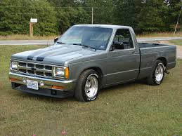 1991 chevrolet s 10 information and photos momentcar