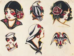 free trinkets and treasures sweet gypsy rose vintage tattoo