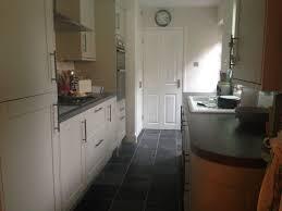 finished kitchen howdens burford grey kitchen units rough slate
