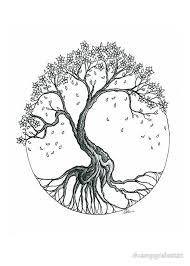 small tree of life tattoo designs flat 800x800 070 f jpg