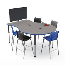 Conference Room Desk Powered Conference Table Media Tables Smith System