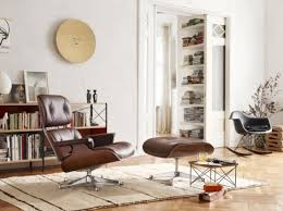 Used Eames Lounge Chair Vitra Eames Lounge Chair And Ottoman