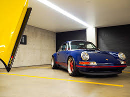 stanced porsche 911 review porsche 911 restored by singer vehicle design pfaff auto