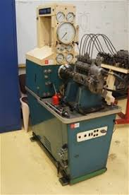 Injection Pump Test Bench Diesel Injector Test Unit Hartridge 800 Fuel Pump Test Stand