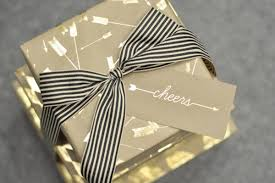 metallic gift wrap wrap it up top picks for luxe gift wrap robin baron