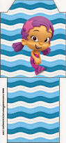 bubble guppies free party printables parties