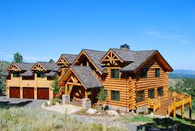 luxury log home floor plans luxury timber home floor plans mywoodhome com log homes photo
