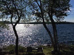 Eels Lake Cottage Rental by Skiff Lake Cottage For Rent New Brunswick 3 Br Vacation Cottage