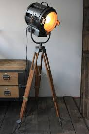 1352 best homemade lighting ideas images on pinterest lighting ancien projecteur cinema hollywood richardson an 40 50 trepied bois