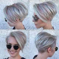 Kurzhaarfrisuren Farbe by Pixie Haircuts With Bangs 40 Terrific Tapers The Right