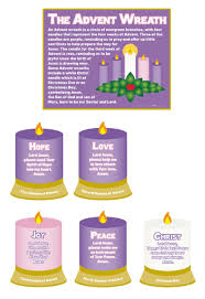 advent wreath candles meaning of the advent wreath poster set 6 sets pk sacramental