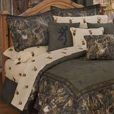 shop browning whitetail deer bed sets the home decorating company