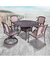 how many does a 48 inch round table seat amazing savings on gracewood hollow jaeggy gunmetal aluminum silver