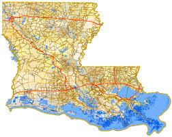 map louisiana highways interstates louisiana state highway log aaroads