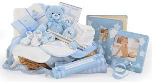 ultimate baby boy gift basket at 139 99