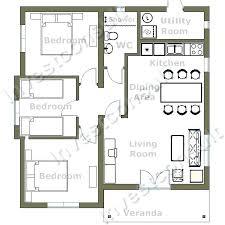 3 bedroom house plan three bedroom house design 3 bedroom house plans photo 1 3 bedroom