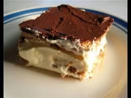 chocolate eclair torte youtube