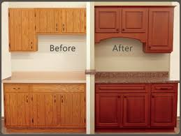 kitchen cabinet refinishing before and after cabinet refacing recrafting sales aids and selling tools walzcraft