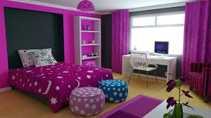 dark purple bedroom ideas white purple color queen bed on soft rug